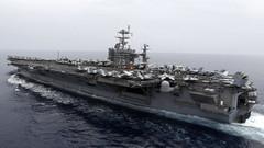 ABD'den Rusya'ya uçak gemisi hamlesi!