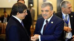 Abdullah Gül ve Ahmet Davutoğlu gizlice görüşmüş