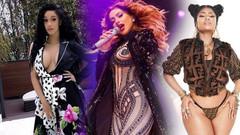 Hadise'nin konserlerinde giydiği kıyafeti Beyonce ve Minaj da giyiyor
