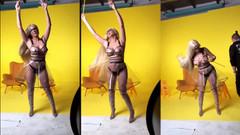 Jelena Karleusa yengeden instagramı sallayan olay dans
