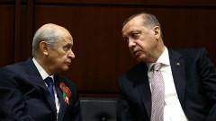 Bahçeli, Erdoğan'ı devirmek için erken seçim kararı aldı!