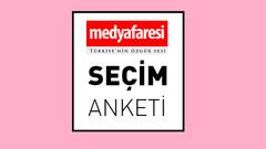 Medyafaresi.com'dan seçim anketi: Hangi parti, hangi Cumhurbaşkanı adayı?
