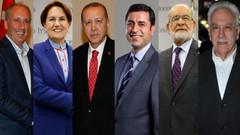 Seçim öncesi şok anket: Erdoğan'ın oyu ne kadar?