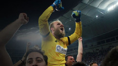 Süper Lig'e son bilet Erzurumspor'un!