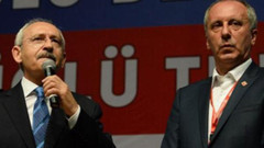 Son dakika: CHP'de büyük şok: Kılıçdaroğlu Muharrem İnce'ye yakın isimleri liste dışı bıraktı