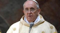 Papa Franciscus: İslam'ın terörizmle bir tutulması yalan ve saçmalık