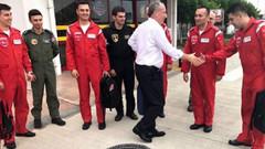 Muharrem İnce ile poz veren SoloTürk ekibine gösteri cezası!