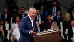 Erdoğan gençlerle buluştu: Ben Ronaldo hayranıyım