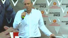 Erdoğan'ın Fatiha eleştirisine İnce'den Bakara'lı yanıt