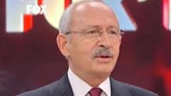 Kılıçdaroğlu FOX'ta konuştu: İhaleler saraya yakın 5 firmaya dağıtılıyor
