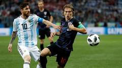 Dünya Kupası: Hırvatistan Messi'li Arjantin'i parçaladı! Arjantin 0-3 Hırvatistan
