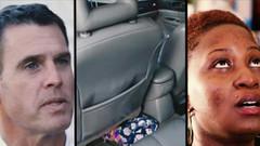 Anne ve 4 çocuğunun hayatını rutin kontrol için durduran polis kurtardı
