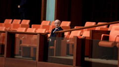 İsmail Kahraman Meclis'ten ayrılmadı, TBMM'ye ait aracı da aldı iddiası