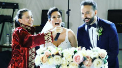 Oyuncu Bengi Öztürk evlendi!