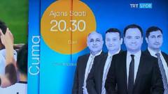 TRT Spor'da yeni program: Ajans Saati