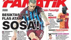 Beşiktaş, Galatasaray, Fenerbahçe En son transfer haberleri: 23 Temmuz 2018