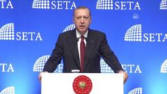 Erdoğan: Onların iPhone'u varsa öbür tarafta Samsung var
