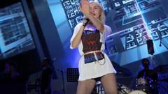 Demet Akalın'dan Aleyna Tilki'nin kıyafetine şaşırtan yorum