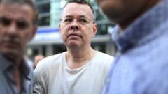 WSJ: Türklerin Brunson'ı serbest bırakma teklifini Trump kabul etmedi