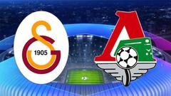 Galatasaray Lokomotiv Moskova maçına dakikalar kala 11'ler belli oldu