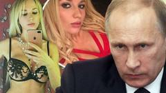 Putin beni zehirledi diyen Rus model Anna Shapiro geceliği 4 bin sterline escortluk yapıyormuş