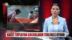 Show TV haber spikerinin canlı yayındaki Angara gafı izleyenleri kahkahaya boğdu