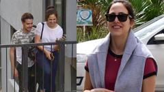 Zehra Çilingiroğlu'nun sevgilisi Bodrum'daki otelde 2 kızla...