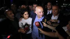 Enis Berberoğlu: Adaletin tam olarak tecellisini bekliyorum