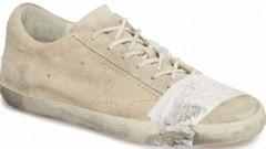 Golden Goose'un 530 dolarlık eskitilmiş ayakkabı modeline büyük tepki