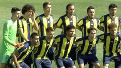 Ozan Tufan U21 derbisinde oynadı