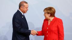 Angela Merkel Berlin'de Erdoğan için verilecek resmi yemeğe katılmayacak
