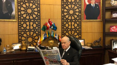MHP'nin yeni gazetesi Türkgün çıktı