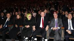 Cumhurbaşkanı Erdoğan: Sevgili Fazıl bu eserleri farklı şekilde sundu