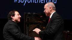 Erdoğan ve Fazıl Say'ın fotoğrafı Akitçileri kızdırdı
