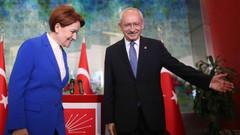 Kulis: Akşener ve Kılıçdaroğlu yeni krizle masadan kalktı
