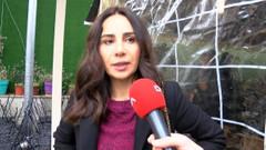 Hastaneye gelen ünlü isimlerden Ayşen Gruda açıklaması