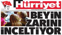 Hürriyet'te skandal hata: 20 gün arayla aynı manşet!
