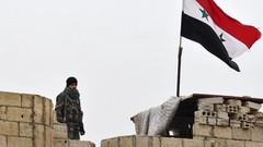 YPG ile anlaşan Suriye ordusu Tabka'ya giriş yaptı