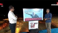 A Haber'den sosyal medyayı sallayan fotoğrafa flaş savunma: TRT ekibi de kendini yere atıyor