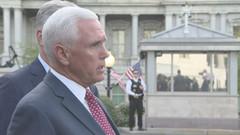 ABD Başkan Yardımcısı Pence: Suriyeli güçler ve Türkiye ile müzakere için Türkiye'ye geleceğim