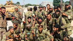 Yılmaz Özdil'den TSK'ya destek veren Suriye Milli Ordusu'na: Milli denilen Suriyeli başıbozuklar...