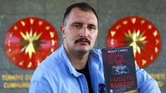 Cumhurbaşkanı Erdoğan'ın koruması Mesut Canöz cinayet romanı yazdı