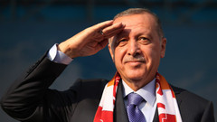 Erdoğan'ın paylaşım rekoru kıran asker selamı