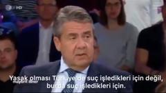 Eski Alman Bakandan ZDF kanalında PKK itirafı: Erdoğan haklıydı