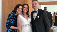 Ünlü dizilerin senaristi Aslı Zengin evlendi