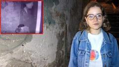 Beşiktaş'ta genç kıza taciz şoku! İğrenç olay kamerada...