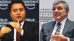 Ali Babacan'ın partisine AKP'den transfer yapmak için Abdullah Gül devrede
