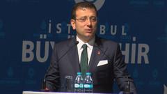 İmamoğlu: Bakan Turhan malum şirketin avukatı gibi açıklama yaptı