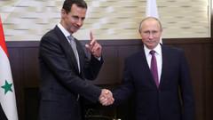 Erdoğan ve Putin görüşmesiyle ilgili Esad'a bilgi verildi