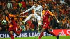 Galatasaray kendi sahasında Real Madrid'e 1-0 yenildi
